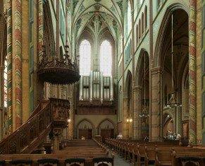 Orgel St Willibrord